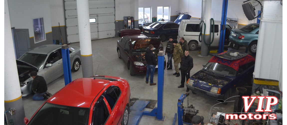 "СТО ""VIPmotors"" все виды услуг"